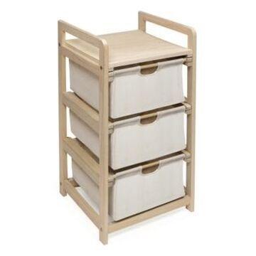 Badger Basket Bin Hamper/Storage Unit