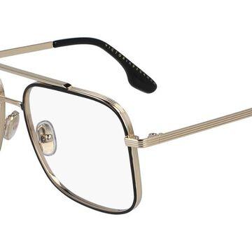 Victoria Beckham VB221 011 Womenas Glasses Black Size 55 - Free Lenses - HSA/FSA Insurance - Blue Light Block Available