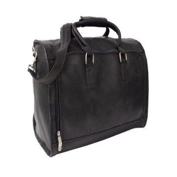 Piel Leather Large Carry on Satchel
