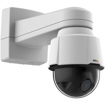 AXIS P5624-E Mk II Network Camera - Monochrome, Color - H.264, MPEG-4 AVC, Motion JPEG - 1280 x 720 - 4.30 mm - 98.90 mm - 23x Optical - CMOS - Cable - Infrared - Dome - Ceiling Mount