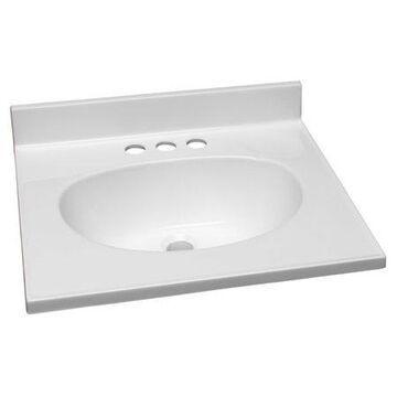 Design House 551994 Cultured Marble Vanity Top 19
