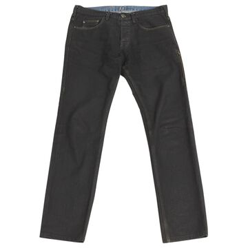 Neil Barrett Black Cotton Jeans
