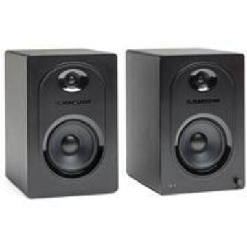 Samson MediaOne M50 5.25& Active 2-Way Powered Studio Monitors, 80W, Pair