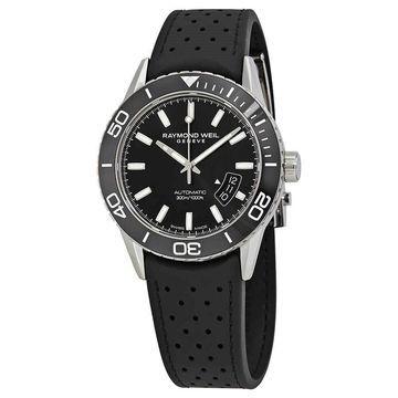 Raymond Weil Freelancer Automatic Black Dial Men's Watch 2760-SR1-20001