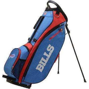 Wilson NFL Carry Golf Bag, Buffalo Bills