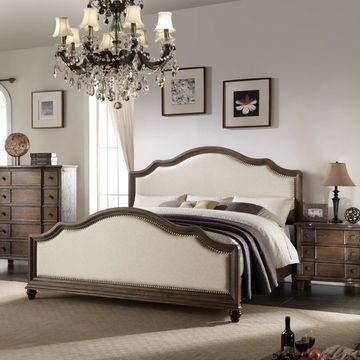 Acme Furniture Baudouin Panel Bed