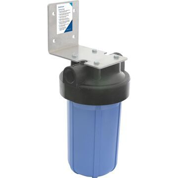 Pentair Whole House Single-Stage 5-GPM Mechanical Filtration Whole House Water Filtration System in Blue   BB10-P