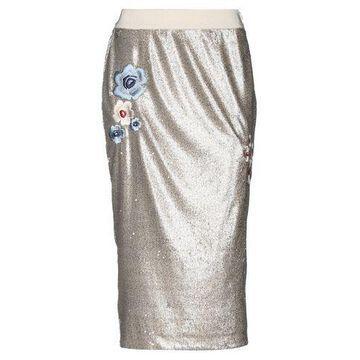MANILA GRACE 3/4 length skirt