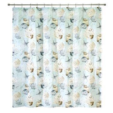 Avanti Ariel Shower Curtain