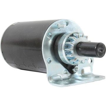 DB Electrical SBS0045 New HEAVY DUTY STARTER For BRIGGS 693552, 12954 Steel Gear John Deere Scotts