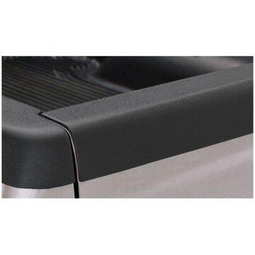 Bushwacker 89-89 Chevy R2500 Tailgate Caps - Black