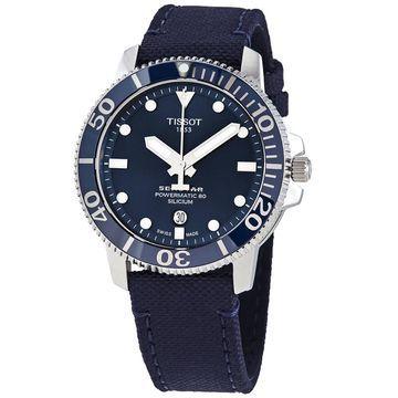 Tissot Seastar 1000 Automatic Blue Dial Men's Watch T1204071704101