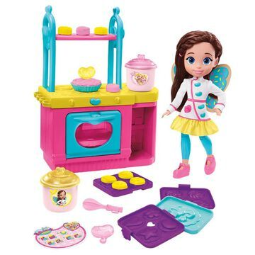Fisher-Price Butterbean's Cafe Magical Bake and Display Oven