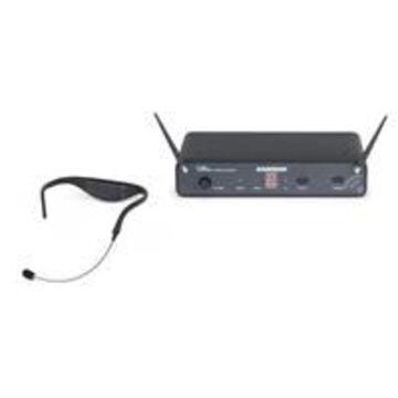 Samson AirLine 88 Headset UHF Wireless System - D:542-566 MHz