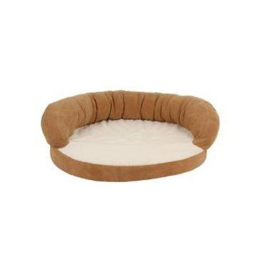 Carolina Pet Company Ortho Sleeper Bolster Bed