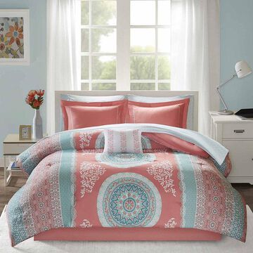 Intelligent Design Eleni Comforter Set