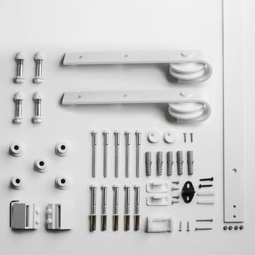 ReliaBilt 78-in Top Mount Barn Door Kit