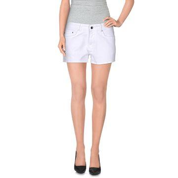 VICTORIA BECKHAM Denim shorts