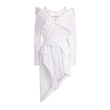 Alexander Wang Deconstructed Shirt Dress