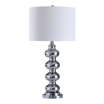 Unbranded Chrome Table Lamp