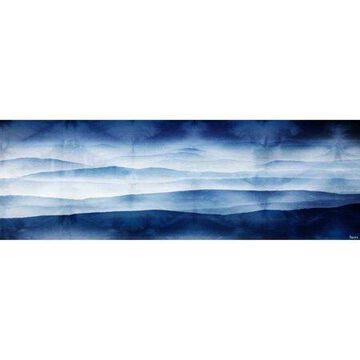 Parvez Taj Blue Mountains Canvas Wall Art