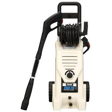 2000 PSI Electric Pressure Washer with Built-in Soap Tank
