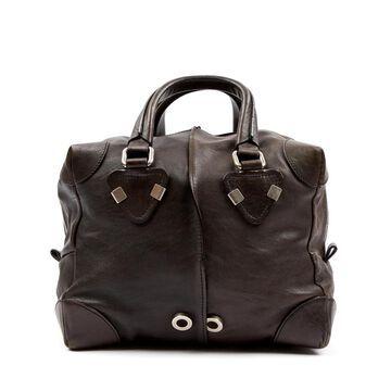 Sonia Rykiel Brown Leather Handbags