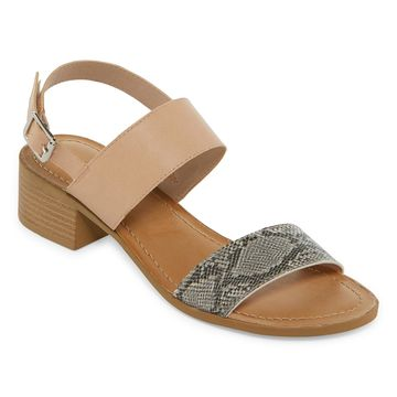 a.n.a Womens Kim Heeled Sandals