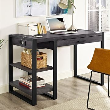 Walker Edison Urban Blend Computer Desk
