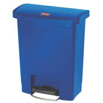 Rubbermaid Slim Jim Resin Step-On Container