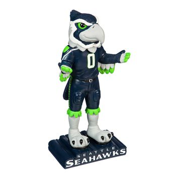 Evergreen Seattle Seahawks Mascot Statue