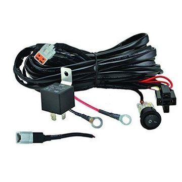 HELLA 357211001 Value Fit Single Light Wiring Harness