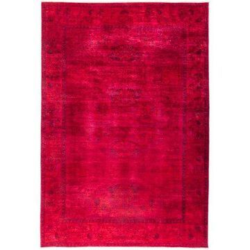 Solo Rugs One-of-a-kind Vibrance Hand-knotted Area Rug 10' x 14'