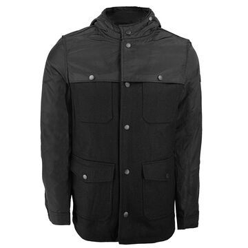 English Laundry Men's Parka Jacket