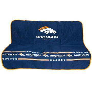 Pets First Denver Broncos Car Seat Cover