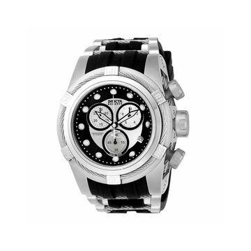 Invicta Reserve Bolt Zeus Mens Black Strap Watch-21808