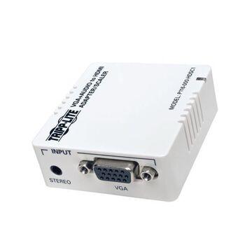 Tripp Lite VGA with Audio to HDMI Converter/Scaler (P116-000-HDSC1 )