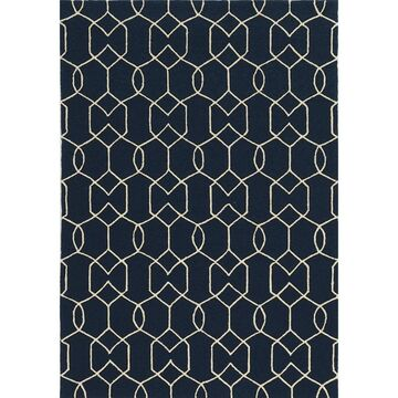 Libby Langdon Groovy Gate Indoor/Outdoor Area Rug