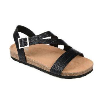 Journee Collection Women's Rozz Sandal Women's Shoes