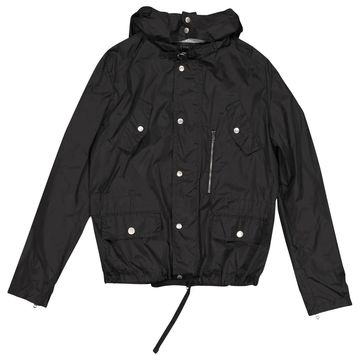 Gucci Black Synthetic Jackets