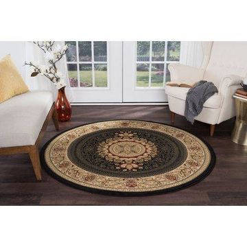 Bliss Rugs Jaleen Traditional Area Rug
