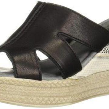 Bella Vita Women's Rox-Italy Slide Sandal Wedge