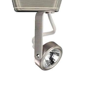 WAC Lighting 120V HT-180 1-Light Track Head in Brushed Nickel