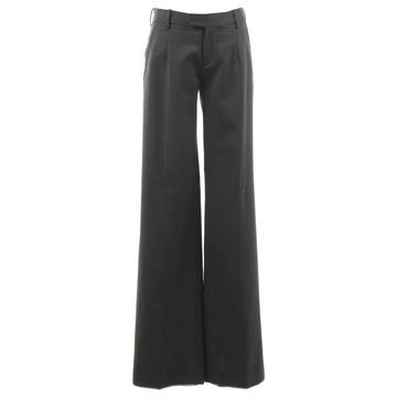Undercover Grey Wool Trousers