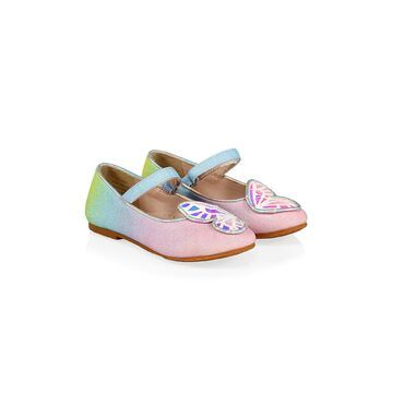 Sophia Webster Little Girl's and Girl's Butterfly Flats