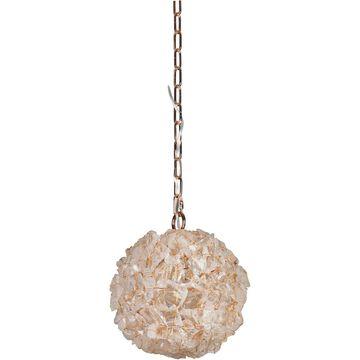 Craftmade 48490-GLD Roxx Mini Pendant Gold