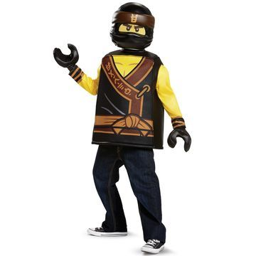 Disguise Cole Movie Classic Child Costume-Large (10-12)