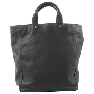Dries Van Noten Black Leather Bags