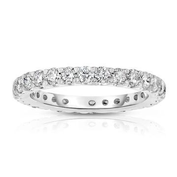 Noray Designs 14k White Gold 1 1/2ct TDW Diamond Wedding Band (6)