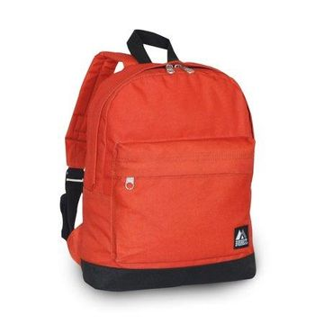 Everest Junior Backpack, Rust Orange